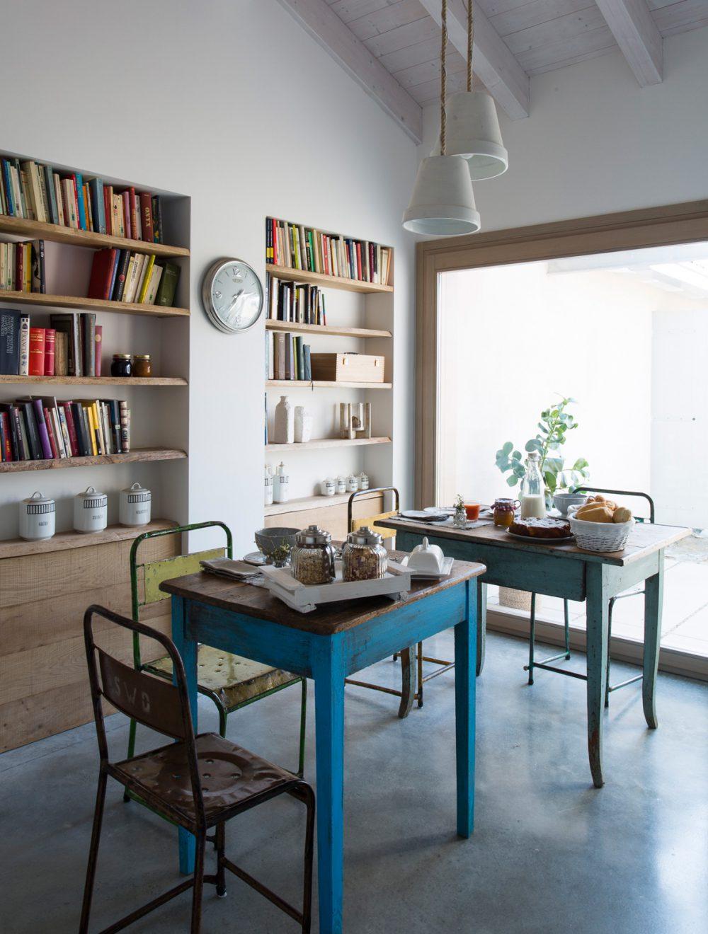 Sala colazioni - A Casa di Ita