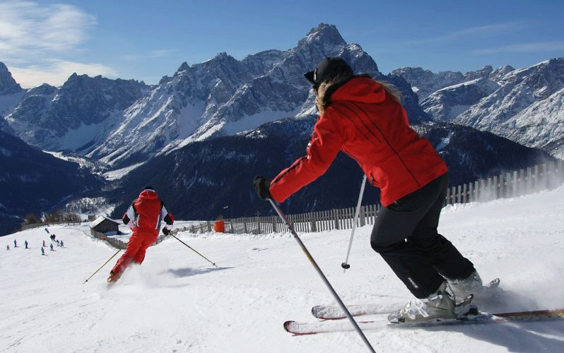Skiing and Winter sports - A Casa di Ita