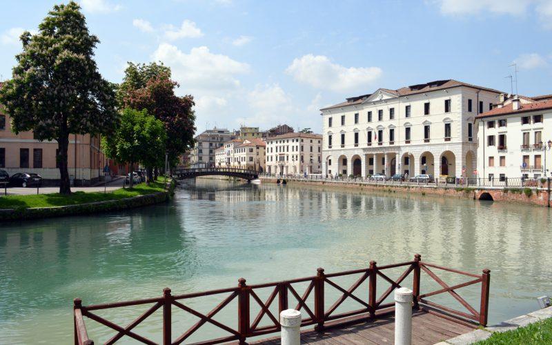 Treviso fiume Sile - A Casa di Ita